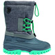 CMP Campagnolo Ahto WP Boots Children grey/teal